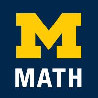 University of Michigan Math Logo